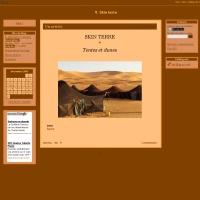 """aux tons """"terre"""" , par Aurore"""